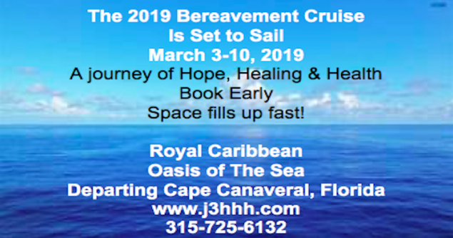 2019 Bereavement Cruise