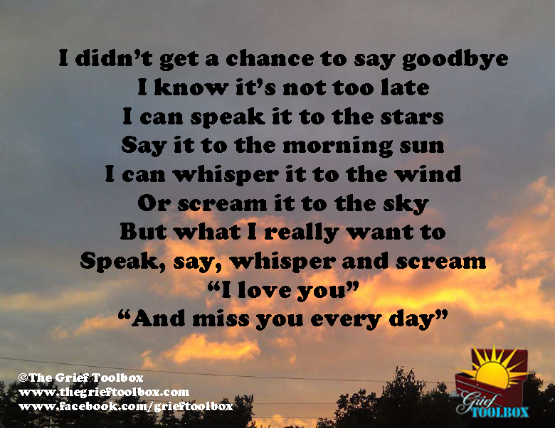 The gallery for --> I Miss You And Love You Poems