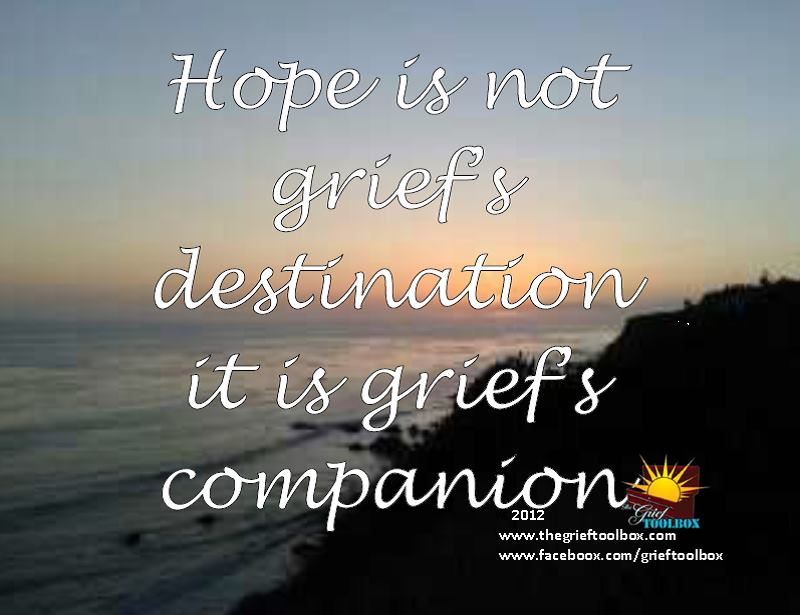 Quotes About Sadness And Hope Quotes On Grief And Ho...