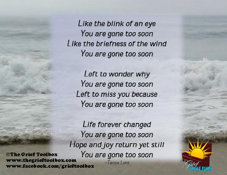 sad goodbye death quotes