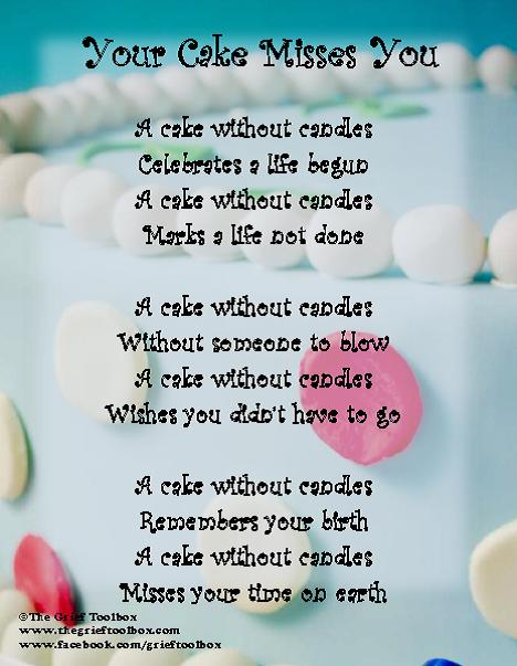 Poem About Deceased Nephew Who Died   just b.CAUSE