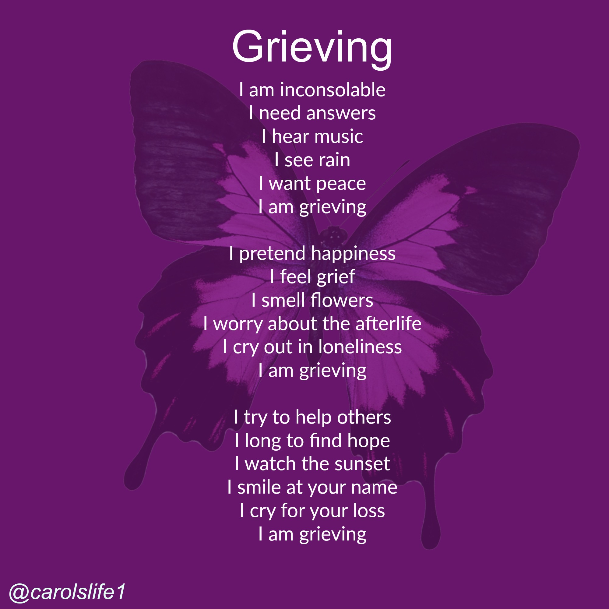 Grieving The Grief Toolbox