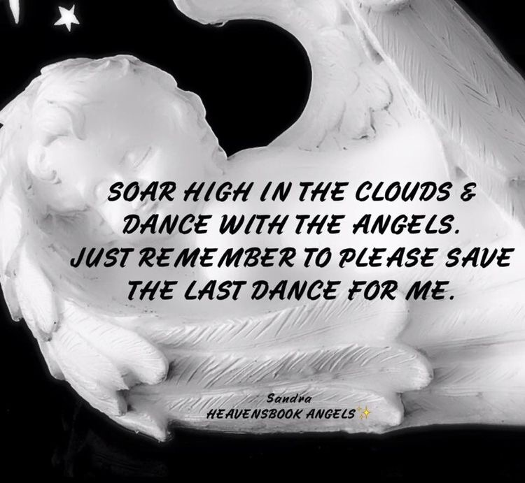 Soar High And Save The Last Dance For Me The Grief Toolbox