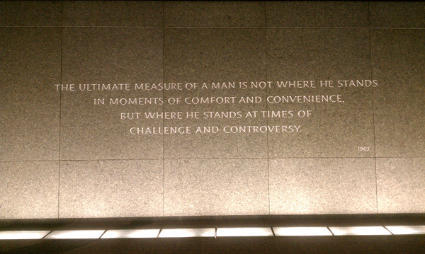 Mlk Quote The Grief Toolbox