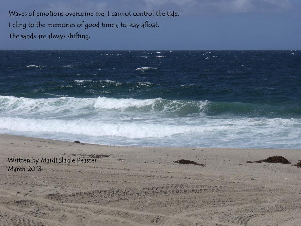 Waves Of Emotion The Grief Toolbox