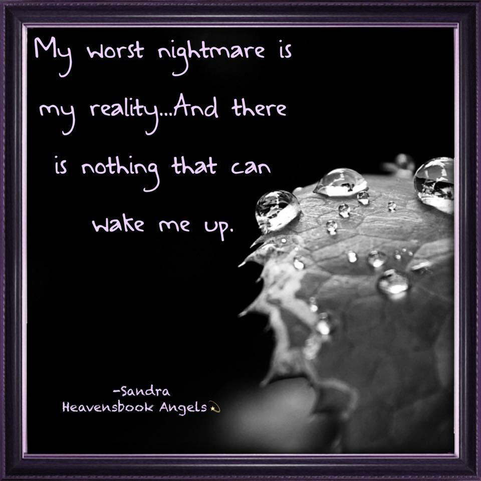 essay about my worst nightmare