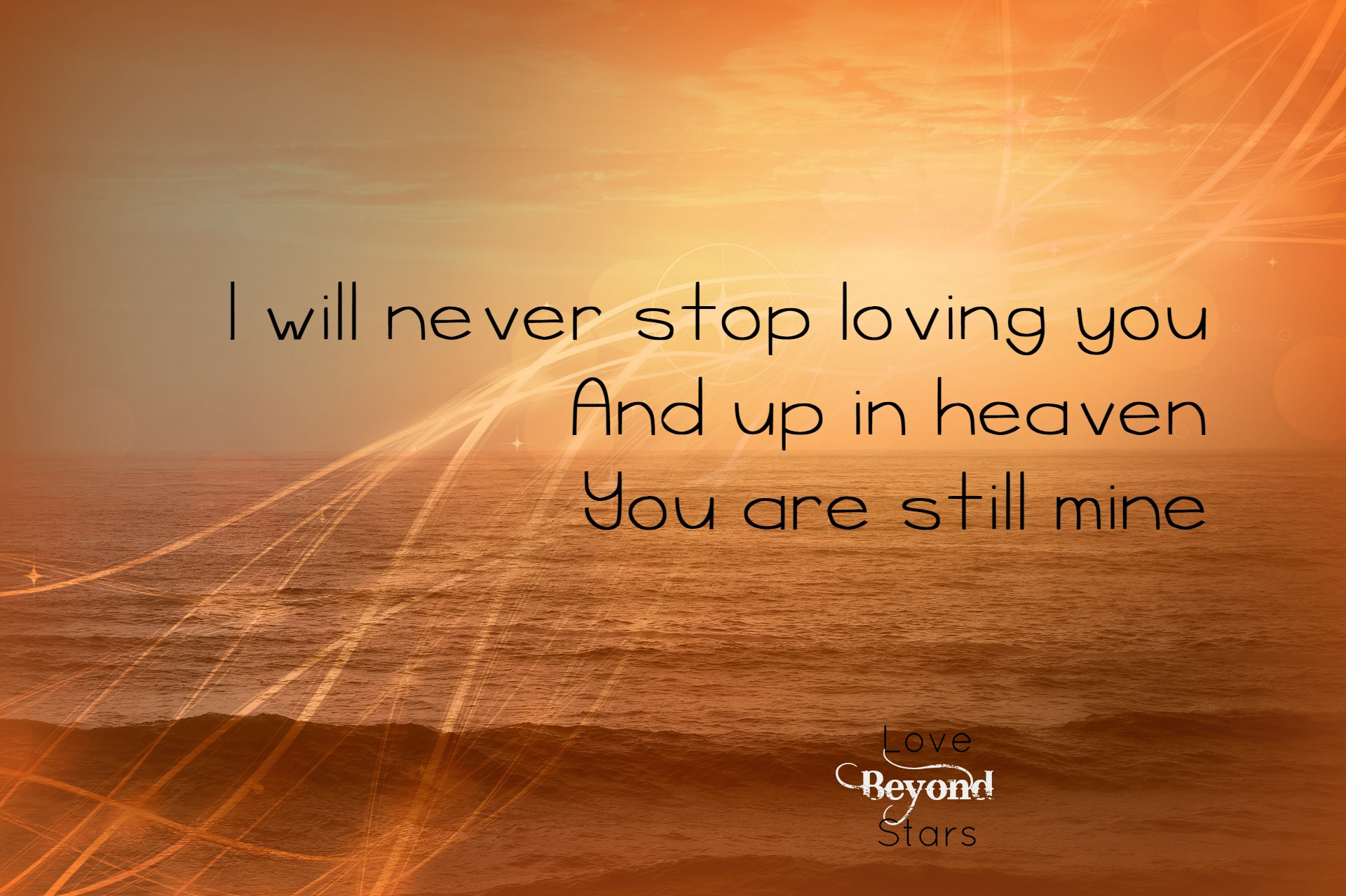 Never Stop Loving You | The Grief Toolbox