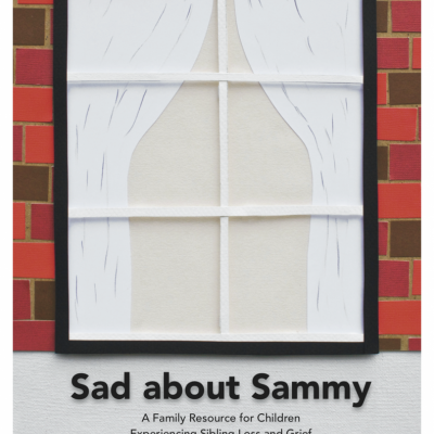 Sad about Sammy Book Cover
