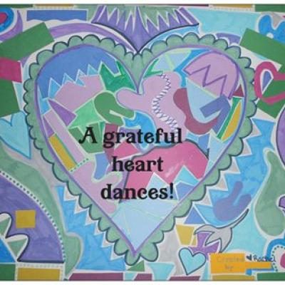 A Grateful Heart Dances