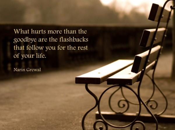 What hurts more ...