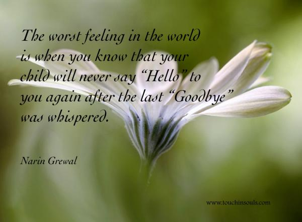 The Worst Feeling In The World The Grief Toolbox