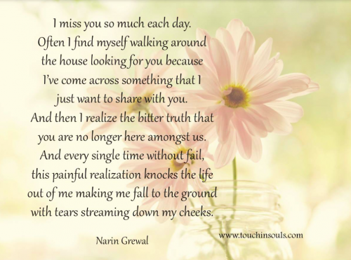 I Miss You So Much The Grief Toolbox