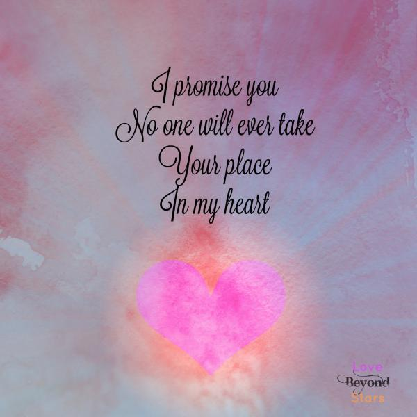 I Promise You via Love Beyond Stars